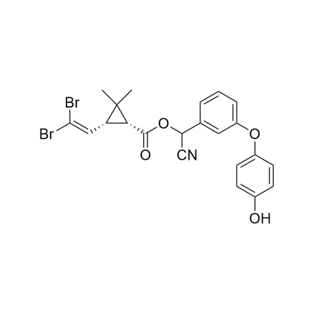 Deltamethrin metabolite 1