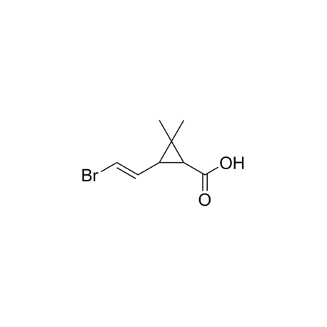 Deltamethrin metabolite 4