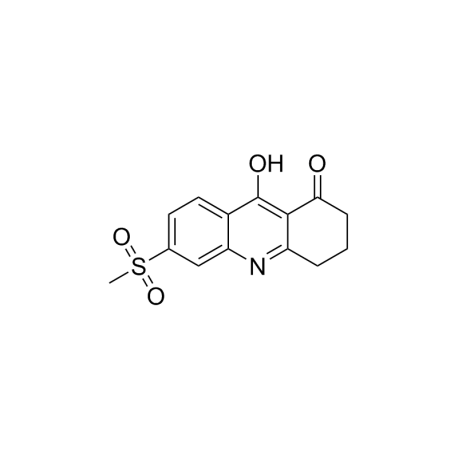 Mesotrione metabolite 1
