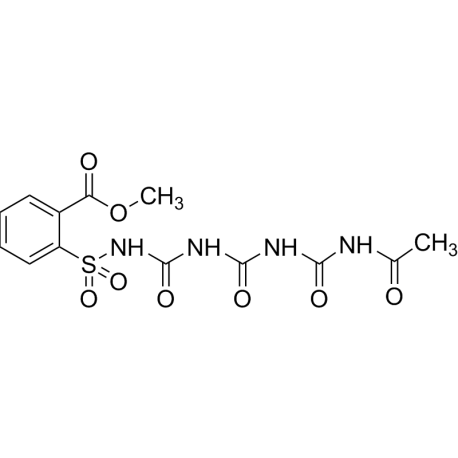 Metsulfuron methyl metabolite 10