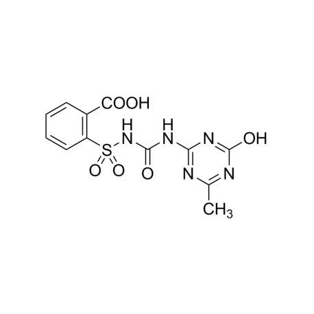 Metsulfuron methyl metabolite 11