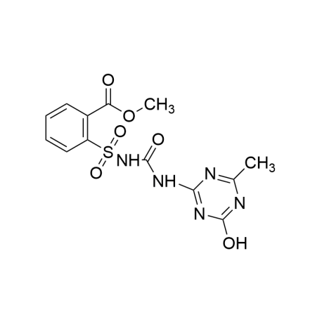 Metsulfuron methyl metabolite 7