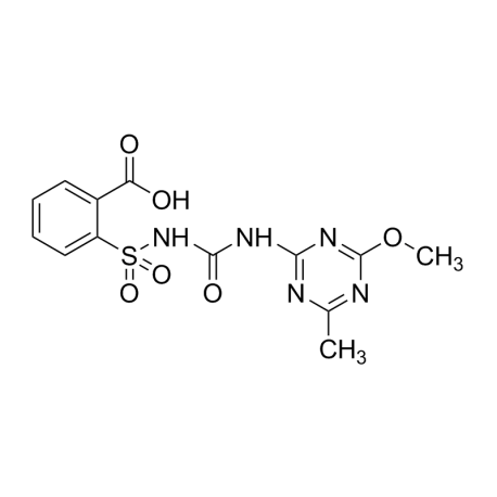 Metsulfuron methyl metabolite 9