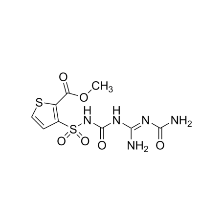 Thifensulfuron methyl metabolite 8