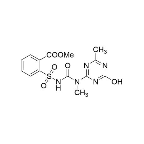 Tribenuron methyl metabolite 4