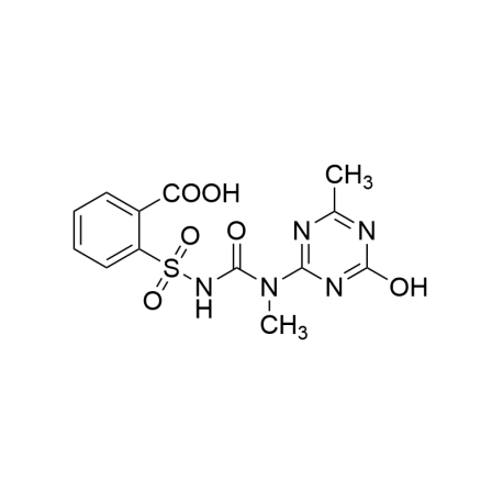 Tribenuron methyl metabolite 5