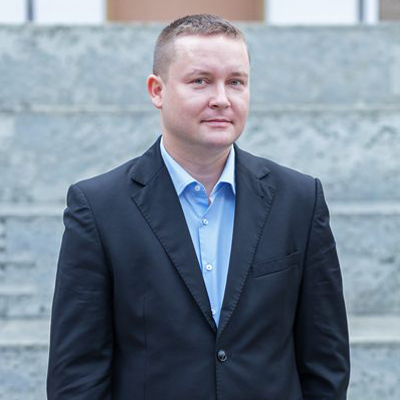 MARCIN PAKULSKI, MSC, VICE PRESIDENT OF THE MANAGEMENT BOARD