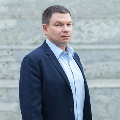DR. MARIUSZ J. BOSIAK, VICE PRESIDENT OF THE MANAGEMENT BOARD